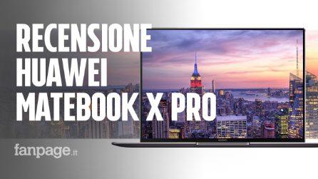 Perché il MateBook X Pro di Huawei è considerato il diretto concorrente dei MacBook di Apple