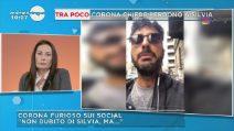 Botta e risposta tra Corona e la madre di Silvia Provvedi a Mattino Cinque
