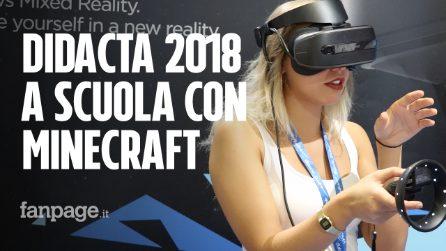 A lezione con Minecraft e la realtà aumentata: a Didacta 2018 la scuola del futuro