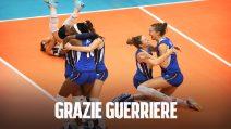 Serbia-Italia, mondiali di pallavolo femminile: l'Italia del volley sconfitta in finale