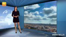 Previsioni meteo per lunedì, 22 ottobre