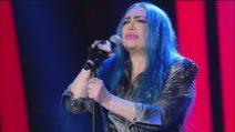 Tu sì que vales, Loredana Bertè canta 'Maledetto Luna-Park'