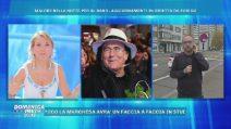 """""""Al Bano va in Cina"""", la reazione di Barbara d'Urso a Domenica Live"""