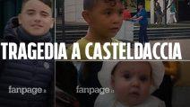 Casteldaccia, la festa trasformata in tragedia: il maltempo uccide due famiglie