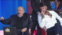 Maurizio Costanzo Show, lo scontro tra Fabrizio Corona e Roberto D'Agostino