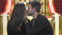 Grande Fratello Vip 2018, Giulia Salemi avrebbe tentato di baciare Francesco Monte