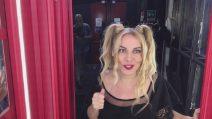 Domenica Live - La #cabinarossa di Lisa Fusco