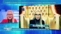 Domenica Live - Lite tra Eleonora Giorgi e la marchesa
