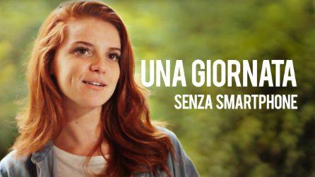 Ludovica Bizzaglia, una giornata con lei senza smartphone: come sarà andata?