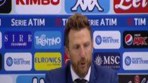 """Di Francesco: """"Confermo, Napoli unica anti-Juve"""""""