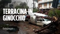"""Maltempo Terracina, dopo allerta meteo due morti: """"Sembrava l'apocalisse"""""""