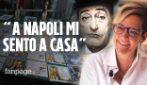 """""""Napoli è Totò e Totò è Napoli"""", parla la nipote Elena De Curtis nei luoghi di suo nonno"""