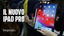 Abbiamo provato il nuovo incredibile iPad Pro