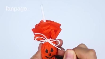 Un dolcetto mostruoso per un Halloween da paura