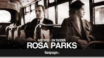 Il 24 ottobre 2005 ci lasciava Rosa Parks