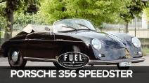 Porsche 356 Speedster, auto storica tra le più belle al mondo