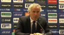 """Donadoni: """"Prendere gol al 97' fa ancora più male"""""""