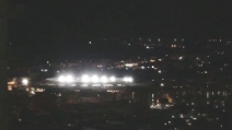 L'urlo 'The Champions' sentito a grande distanza dal San Paolo