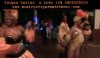 BAND LATIN MUSIC LIVE DANCER CARRIBEAN SHOW LATIN ENTERTAINMENT DEEJ-SET Como Varese Milano Lugano