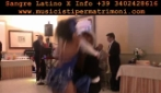 BAND LATIN MUSIC LIVE DANCER CARRIBEAN SHOW LATIN ENTERTAINMENT DEEJ-SET Como Varese Milano Lugano