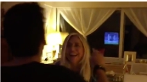 Mara Venier fa una sorpresa a Bosco Cobos dopo l'uscita dal Gf Vip