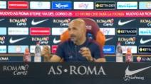 """Spalletti: """"Il rinnovo del contratto dipende dai miei calciatori"""""""