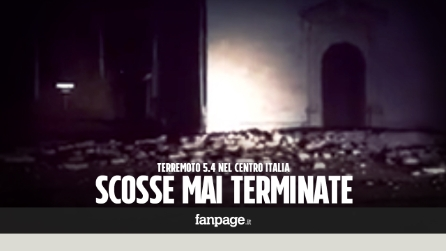 """L'Italia trema ancora: """"Scossa collegata a quella del 24 agosto. Quando finirà? Impossibile dirlo"""""""