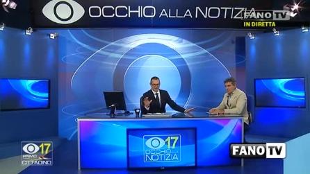 """Scossa di terremoto in diretta TV, il giornalista resta al suo posto: """"È fortissima"""""""