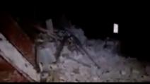 """Terremoto durante intervista al tg, il sindaco di Visso: """"Scossa enorme, vi devo lasciare"""""""