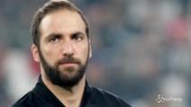La sfida tra Juve e Napoli nel segno di Higuain