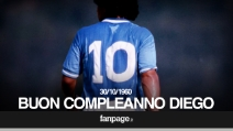 Diego Armando Maradona compie 56 anni