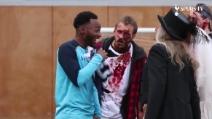Giocatori vs zombie: al Tottenham festeggiano Halloween così