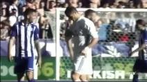 Lo strano gesto di Cristiano Ronaldo dopo il gol