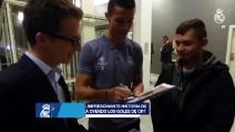Uscì dal coma al gol di Ronaldo, l'incontro del tifoso con CR7
