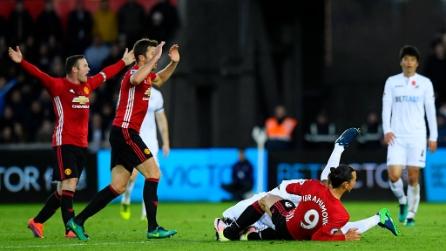 Ibrahimovic, il fallo su Leroy Fer gli costa 1 giornata di squalifica