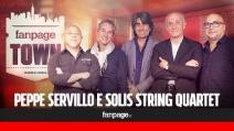 """Peppe Servillo e Solis String Quartet: """"'Presentimento' per rinnovare la tradizione"""""""