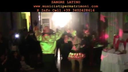Chan Chan con Celia Ballerini Cubani e Musicisti Latini Anniversari feste milano bergamo como