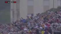 Formula 1, Gp Brasile: tifosi protestano all'ennesima bandiera rossa