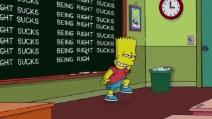 """""""Avere ragione fa schifo"""": dopo la previsione del 2000 ai Simpson non piace Trump"""