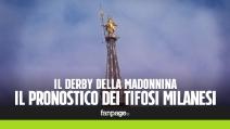 Derby di Milano, l'attesa dei tifosi di Milan e Inter