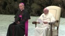 """""""Come Superga"""", Papa Francesco si commuove parlando del disastro della Chapecoense"""