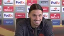"""""""Zlatan, perché non brilli come prima?"""", Ibra risponde a modo suo: """"Brillo 24 ore al giorno"""""""