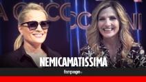"""'Nemicamatissima', Parisi e Cuccarini: """"Non siamo nemiche, neppure amiche. Non è una sfida tra noi"""""""