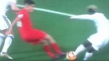Infortunio shock per Coutinho, il brasiliano esce dal campo piangendo in barella