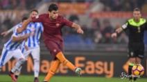 La Roma batte il Pescara ma rischia la beffa