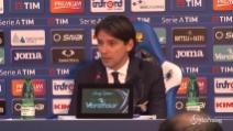 """Inzaghi: """"Bella prestazione della mia Lazio"""""""