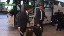 Il Real Madrid arriva in Giappone, tutti pazzi per Cristiano Ronaldo e compagni