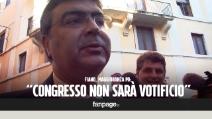 """Direzione PD, maggioranza: """"Congresso non sarà votificio, ma discussione seria sul futuro del Paese"""""""
