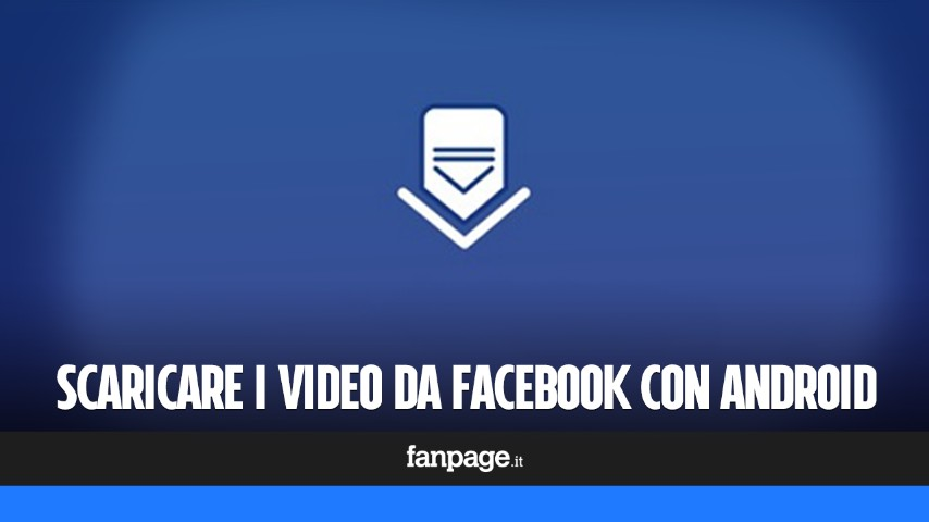 scaricare file da facebook su iphone