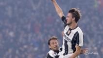 Mandzukic trascina la Juve contro l'Atalanta